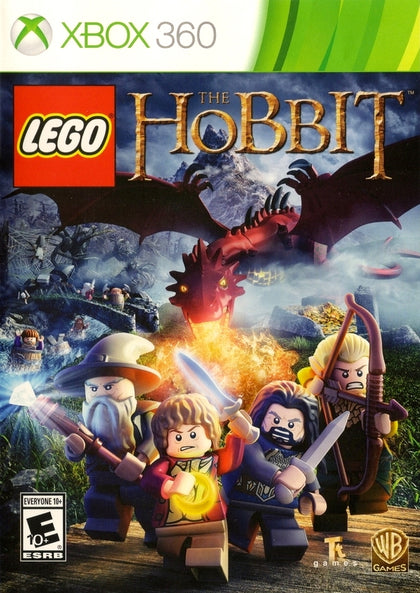 LEGO The Hobbit - Xbox 360 Game