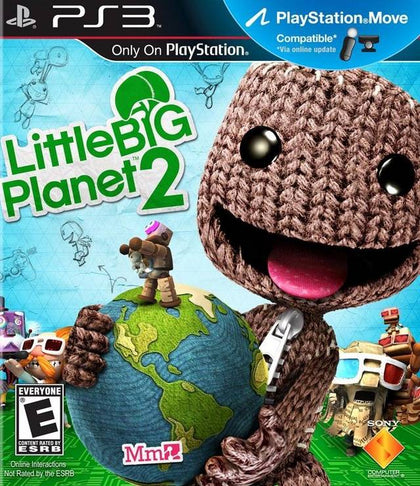 LittleBigPlanet 2 - PlayStation 3 (PS3) Game