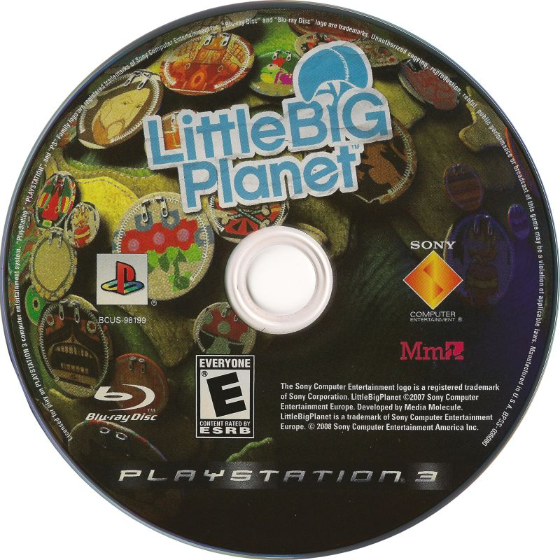 LittleBigPlanet - PlayStation 3 (PS3) Game Complete - YourGamingShop.com - Buy, Sell, Trade Video Games Online. 120 Day Warranty. Satisfaction Guaranteed.