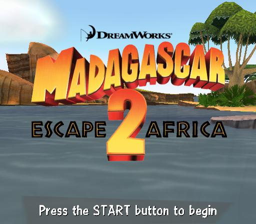 Madagascar: Escape 2 Africa - PlayStation 2 (PS2) Game Complete - YourGamingShop.com - Buy, Sell, Trade Video Games Online. 120 Day Warranty. Satisfaction Guaranteed.