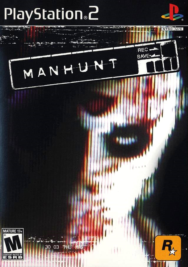Manhunt - PlayStation 2 (PS2) Game