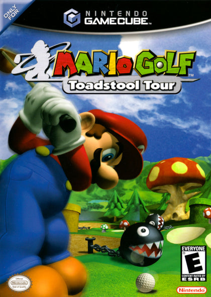 Mario Golf: Toadstool Tour - Nintendo GameCube Game