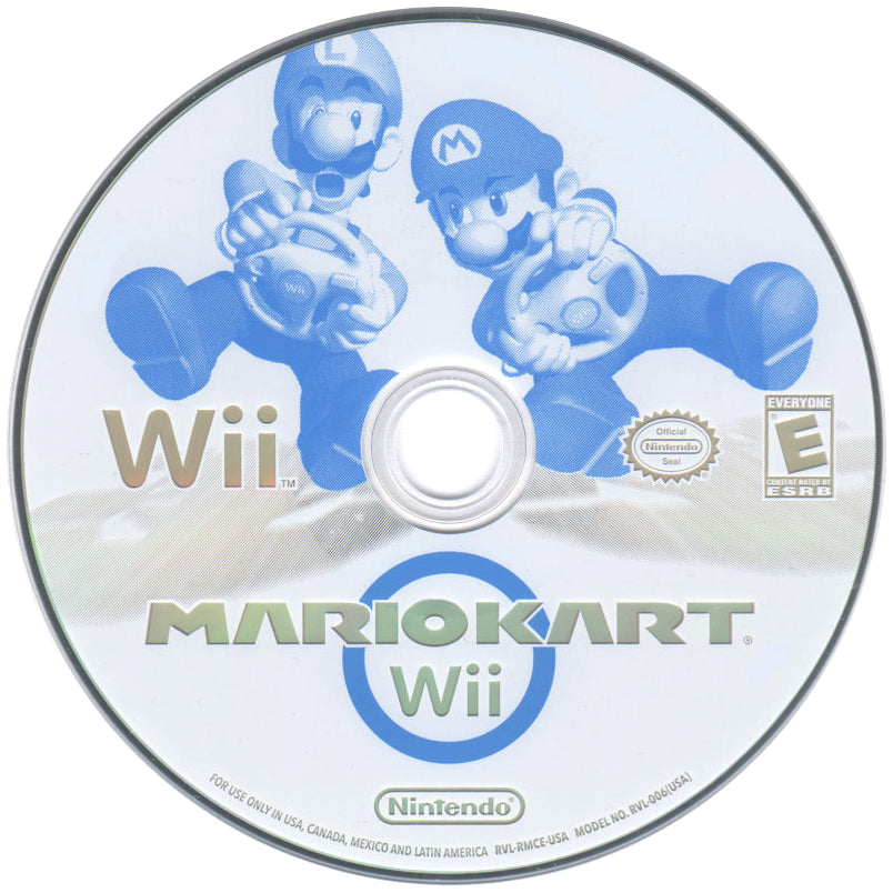 Mario Kart Wii - Wii Game Complete - YourGamingShop.com - Buy, Sell, Trade Video Games Online. 120 Day Warranty. Satisfaction Guaranteed.