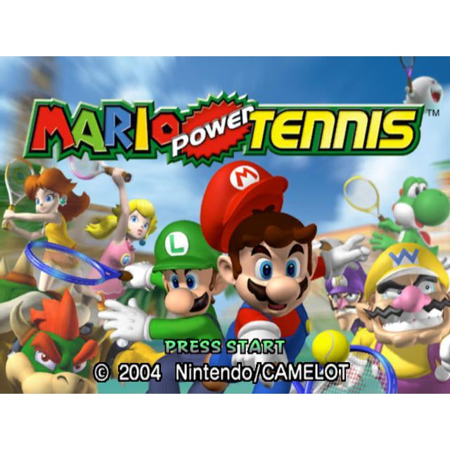 Your Gaming Shop - Mario Power Tennis - GameCube Game