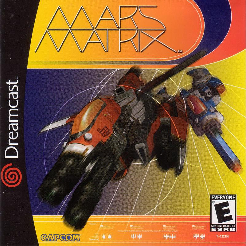 Mars Matrix - Sega Dreamcast Game Complete - YourGamingShop.com - Buy, Sell, Trade Video Games Online. 120 Day Warranty. Satisfaction Guaranteed.
