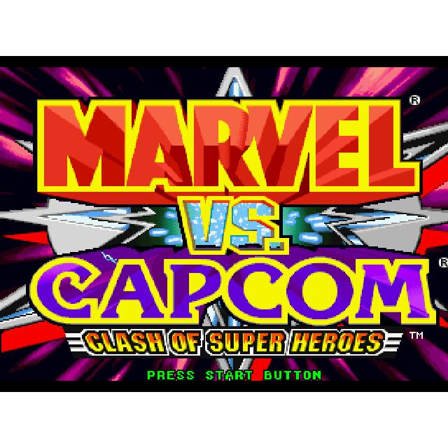 Marvel vs. Capcom: Clash of Super Heroes - PlayStation 1 (PS1) Game - YourGamingShop.com - Buy, Sell, Trade Video Games Online. 120 Day Warranty. Satisfaction Guaranteed.