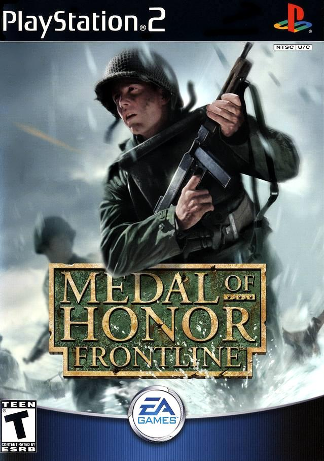 Medal of Honor: Frontline - PlayStation 2 (PS2) Game