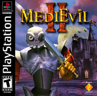 MediEvil II - PlayStation 1 (PS1) Game