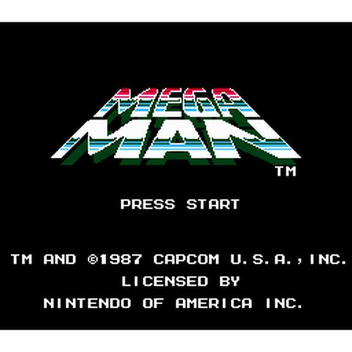 Mega Man - Authentic NES Game Cartridge - YourGamingShop.com - Buy, Sell, Trade Video Games Online. 120 Day Warranty. Satisfaction Guaranteed.