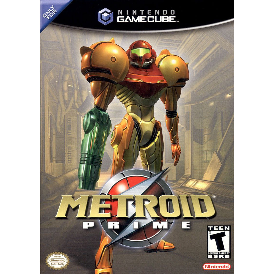 Your Gaming Shop - Metroid Prime - GameCube Game