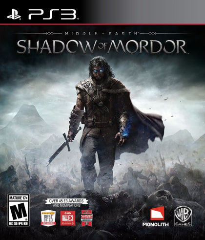 Middle-Earth: Shadow of Mordor - PlayStation 3 (PS3) Game