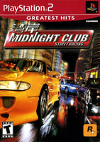 Midnight Club: Street Racing (Greatest Hits) - PlayStation 2 (PS2) Game