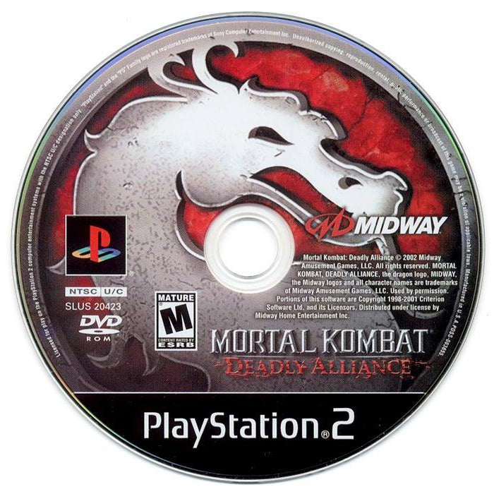 Mortal Kombat: Armageddon - PlayStation 2 (PS2) Game Complete - YourGamingShop.com - Buy, Sell, Trade Video Games Online. 120 Day Warranty. Satisfaction Guaranteed.