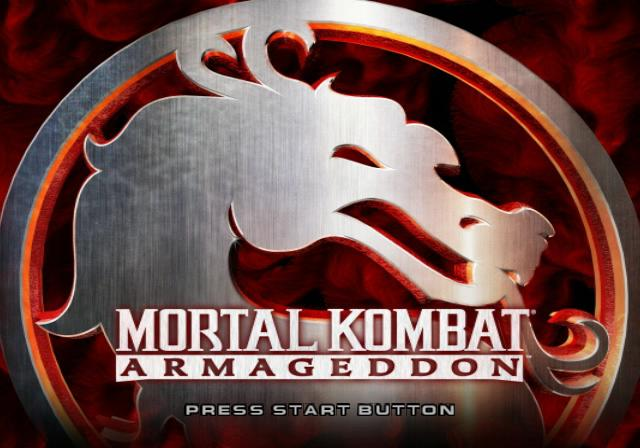 Mortal Kombat: Armageddon - PlayStation 2 (PS2) Game