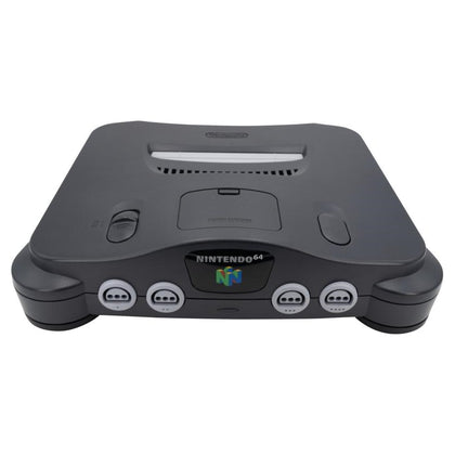 Nintendo 64 (N64) Console (Discounted)