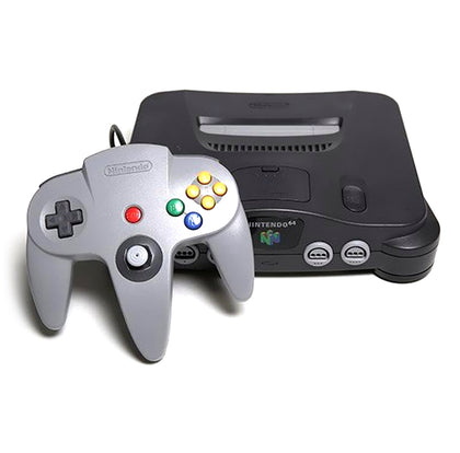Nintendo 64 (N64) System (Discounted)