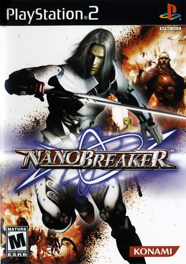 Nano Breaker - PlayStation 2 (PS2) Game