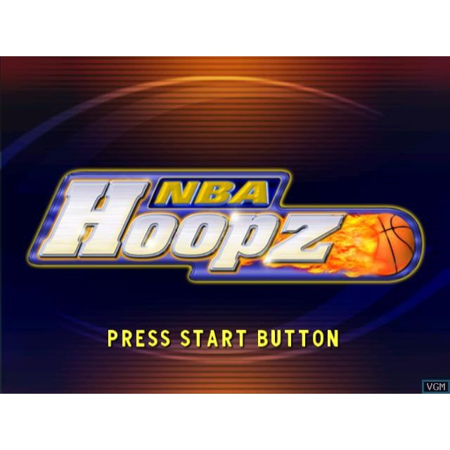 Your Gaming Shop - NBA Hoopz - Sega Dreamcast Game Complete