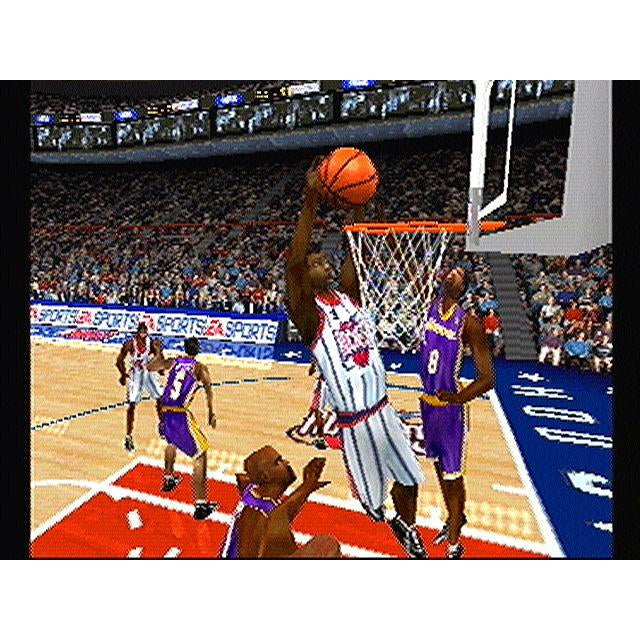 Your Gaming Shop - NBA Live 2002 - PlayStation 2 (PS2) Game