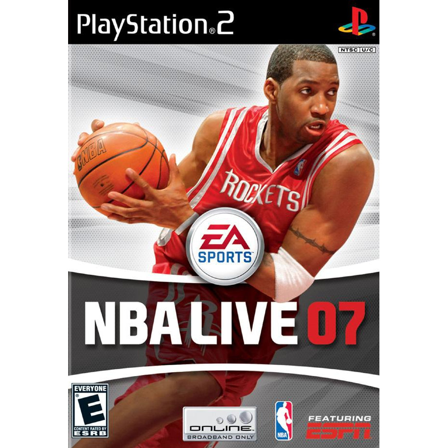 NBA Live 07 - PlayStation 2 (PS2) Game Complete - YourGamingShop.com - Buy, Sell, Trade Video Games Online. 120 Day Warranty. Satisfaction Guaranteed.