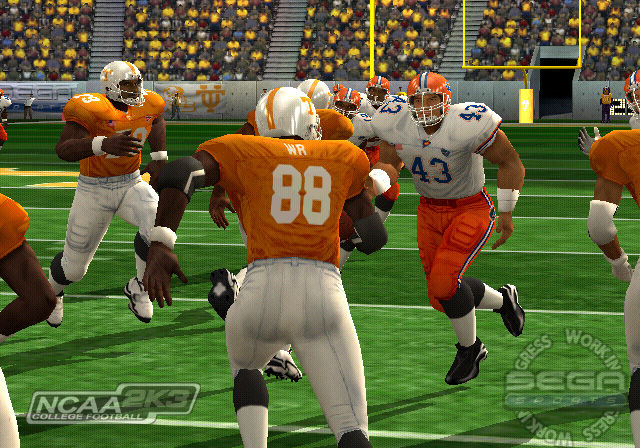 NCAA College Football 2K3 - PlayStation 2 (PS2) Game