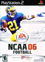 NCAA Football 06 - PlayStation 2 (PS2) Game