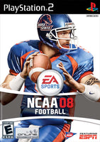 NCAA Football 08 - PlayStation 2 (PS2) Game