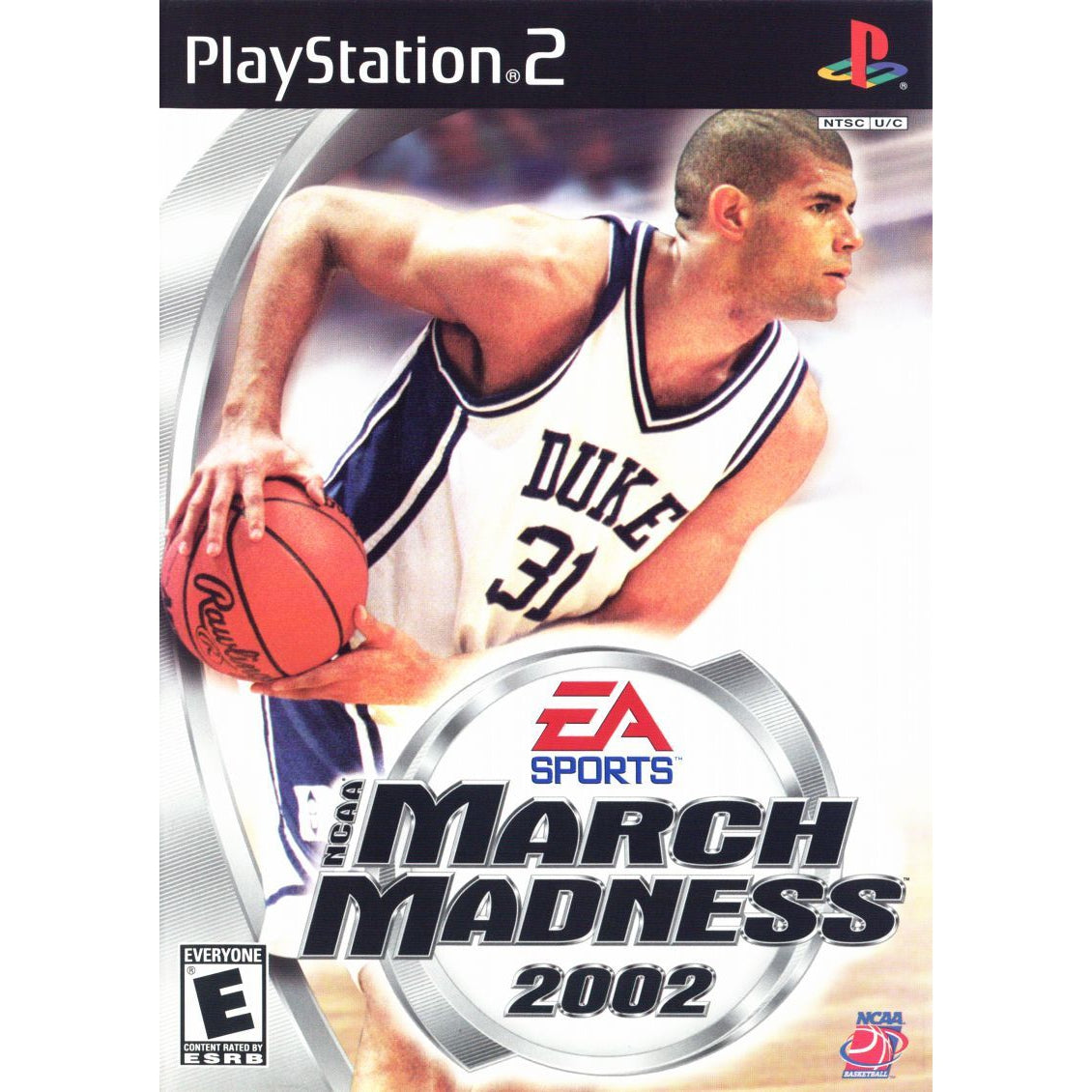 NCAA March Madness 2002 - PlayStation 2 (PS2) Game Complete - YourGamingShop.com - Buy, Sell, Trade Video Games Online. 120 Day Warranty. Satisfaction Guaranteed.