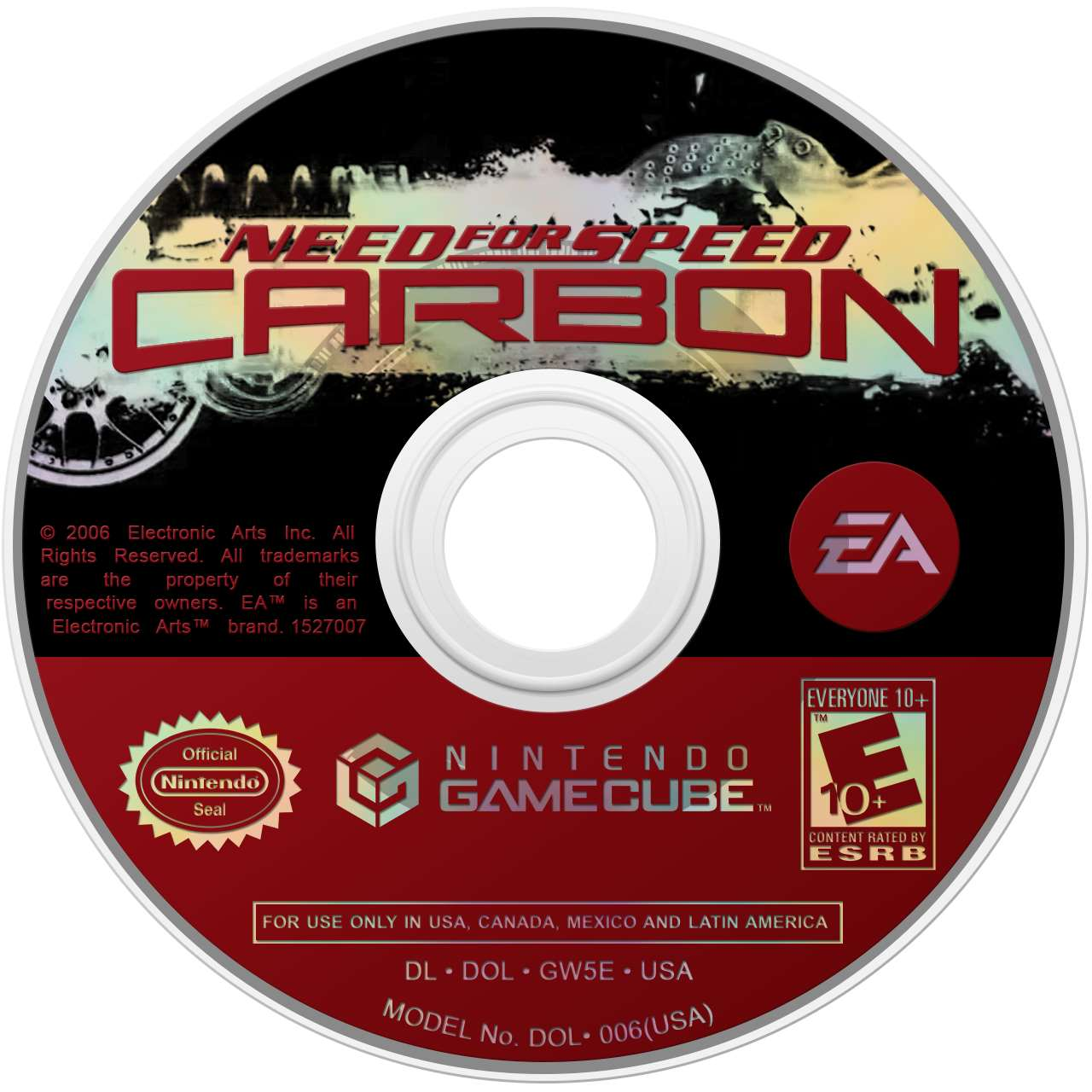Need for Speed: Carbon - Nintendo GameCube Game Complete - YourGamingShop.com - Buy, Sell, Trade Video Games Online. 120 Day Warranty. Satisfaction Guaranteed.