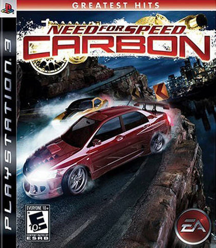 Need for Speed: Carbon (Greatest Hits) - PlayStation 3 (PS3) Game