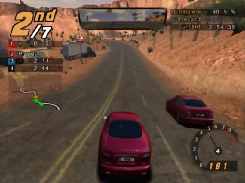 Need for Speed: Hot Pursuit 2 (Platinum Hits) - Microsoft Xbox Game