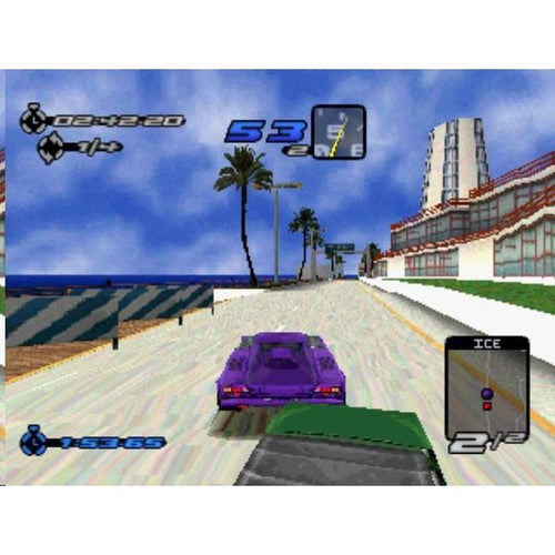 Need For Speed Iii Hot Pursuit Greatest Hits Playstation 1