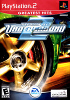 Need for Speed: Underground 2 (Greatest Hits) - PlayStation 2 (PS2) Game