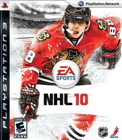 NHL 10 - PlayStation 3 (PS3) Game