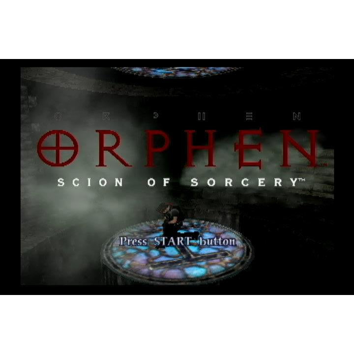 Orphen: Scion of Sorcery - PlayStation 2 (PS2) Game Complete - YourGamingShop.com - Buy, Sell, Trade Video Games Online. 120 Day Warranty. Satisfaction Guaranteed.