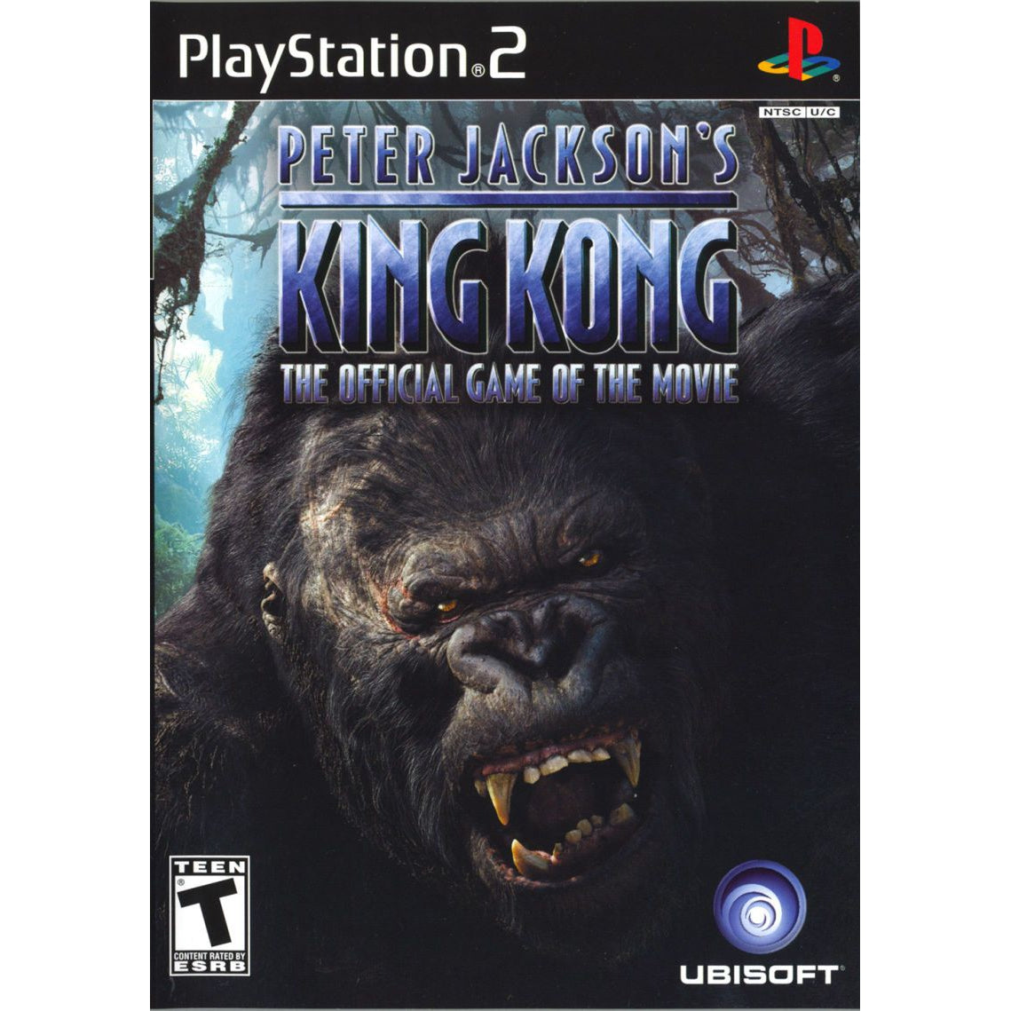 Peter Jackson's King Kong: The Official Game of the Movie - PlayStation 2 (PS2) Game Complete - YourGamingShop.com - Buy, Sell, Trade Video Games Online. 120 Day Warranty. Satisfaction Guaranteed.