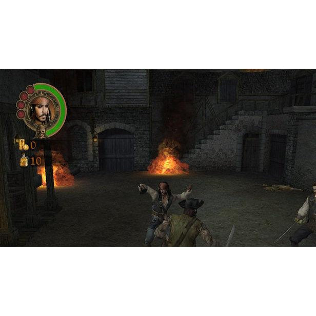 Pirates of the Caribbean: The Legend of Jack Sparrow - PlayStation 2 (PS2) Game Complete - YourGamingShop.com - Buy, Sell, Trade Video Games Online. 120 Day Warranty. Satisfaction Guaranteed.