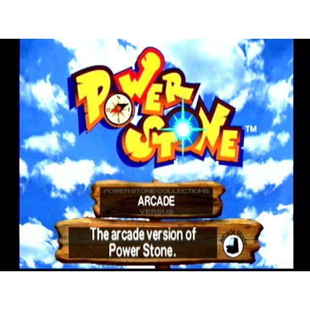 Power Stone - Sega Dreamcast Game Complete - YourGamingShop.com - Buy, Sell, Trade Video Games Online. 120 Day Warranty. Satisfaction Guaranteed.