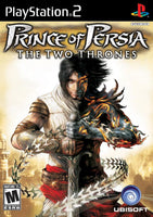 Prince of Persia: The Two Thrones - PlayStation 2 (PS2) Game