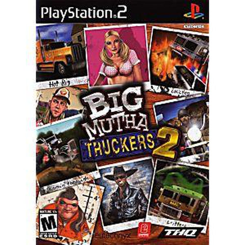 Your Gaming Shop - Big Mutha Truckers 2 - PlayStation 2 (PS2) Game