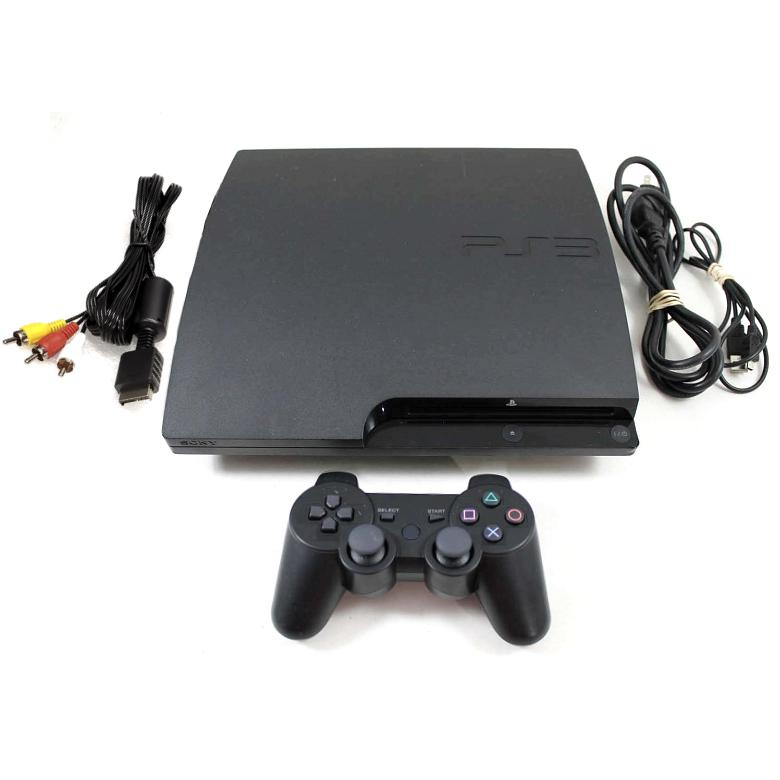 Sony PlayStation 3 (PS3) Slim System - 120GB