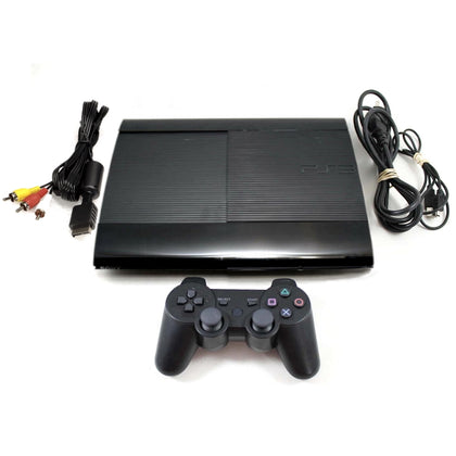 Sony PlayStation 3 (PS3) Super Slim System - 500GB