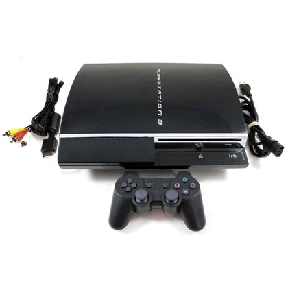 Sony PlayStation 3 (PS3) System - 80GB