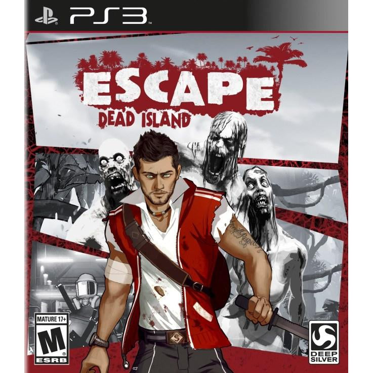 Escape Dead Island - PlayStation 3 (PS3) Game Complete - YourGamingShop.com - Buy, Sell, Trade Video Games Online. 120 Day Warranty. Satisfaction Guaranteed.