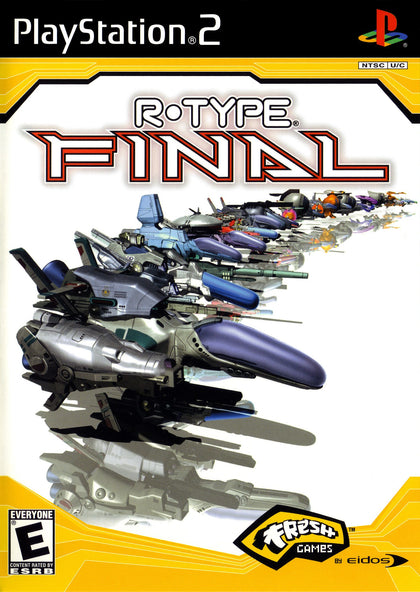 R-Type Final - PlayStation 2 (PS2) Game