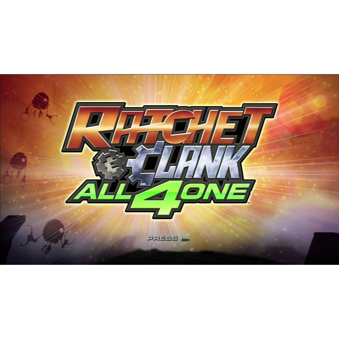 Ratchet and Clank: All 4 One - PlayStation 3 (PS3) Game