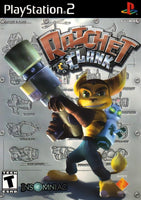 Ratchet & Clank - PlayStation 2 (PS2) Game