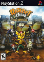 Ratchet & Clank: Size Matters - PlayStation 2 (PS2) Game