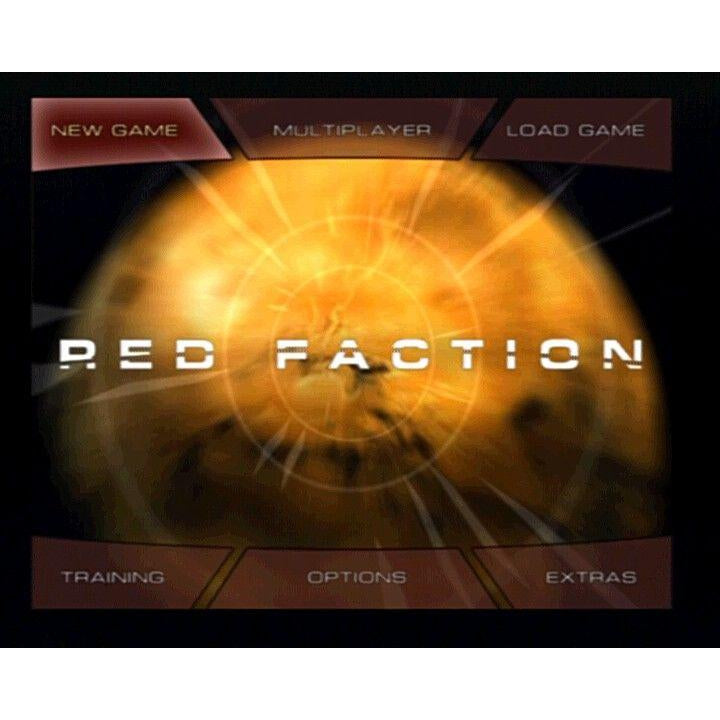 Red Faction (Greatest Hits) - PlayStation 2 (PS2) Game Complete - YourGamingShop.com - Buy, Sell, Trade Video Games Online. 120 Day Warranty. Satisfaction Guaranteed.
