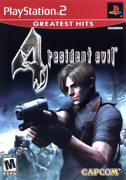 Resident Evil 4 (Greatest Hits) - PlayStation 2 (PS2) Game